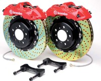 "370Z - Brembo GT 14"" 6 Piston Brake Kit"