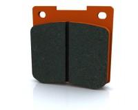 R35 - Pagid RS4-4 Orange Rear