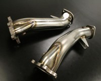 R35 - 5Zigen Downpipes