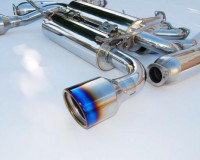 370Z - Invidia TT Tip Exhaust