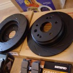 EBC Ultimate Max Rotors