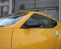 370Z - Fujimura CF Mirror Covers