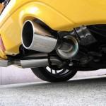 Fujimura Auto Exhaust Z34