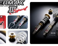 R35 - HKS Hipermax 3 Coilovers