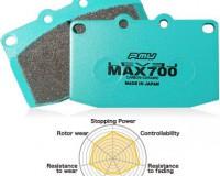 R35 - PMu Max700 Rear Pads