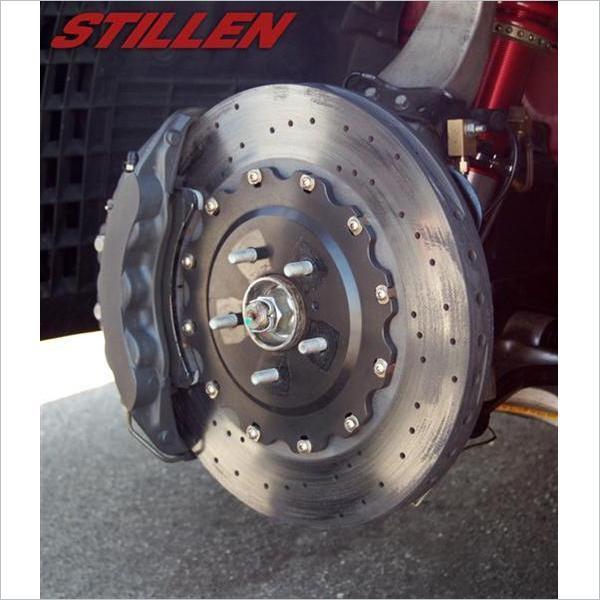 Stillen Carbon Ceramic Brake Upgrade R35 Gt R 09