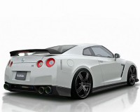 R35 - Veilside Ver1 Side Skirts