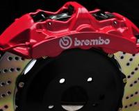 """Z33 - Brembo 13.6"""" 4Pist Rear BBK"""