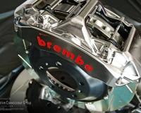 """Z33 - Brembo GTR 13.5"""" 4Pist Rear BBK"""