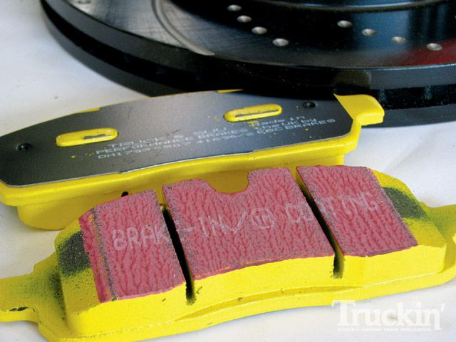 ebc brakes yellowstuff 4000 high friction front brake pads. Black Bedroom Furniture Sets. Home Design Ideas