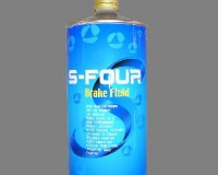 Endless S-FOUR DOT-4 Brake Fluid