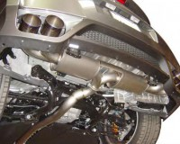 R35 - Greddy Titanium Racing 94mm Exhaust