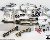 R35 - HKS GT600 Legamax Package