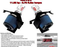 Z33 - Injen Twin Short Intakes