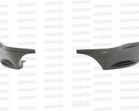 370Z - Seibon Carbon Fiber SR-Style Rear Lip Nissan 370Z