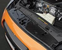 R35 - Zele Dry CF Radiator Shroud