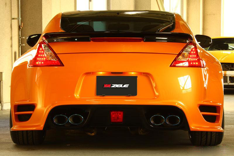 Nissan 370z Aftermarket Parts The kit is made from the highest grade FRP, so confidence of ...