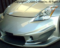 Z33 - C-West Long Nose Bumper E-Type