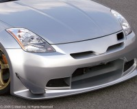 Z33 - C-West N1 Bumper w/ Duct