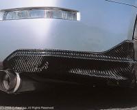 Z33 - C-West Rear Under Fin