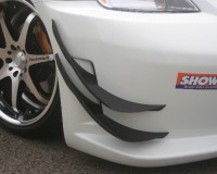 Z33 - Chargespeed CF Upper Canards