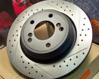 Z33 - Rotora Rear D&S Rotor
