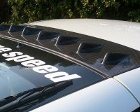 Z33 - Chargespeed CF Roof Fin