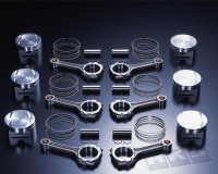 Z33 - HKS Piston & Rods Set 11:1