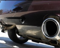 Z33 - Borla Dual Exhaust