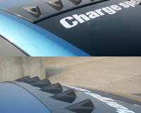 G35 - Chargespeed FRP Roof Fin