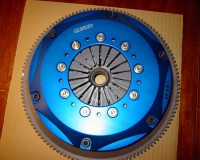 Z33 - Cusco Twin Plate CF Clutch