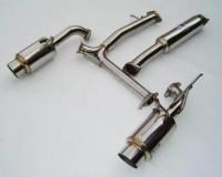 Z33 - Invidia N1 Exhaust
