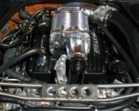 Z33 - Stillen Stage 2 Polished Supercharger Kit