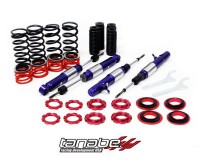 Z33 - Tanabe Pro S-OC Coilovers