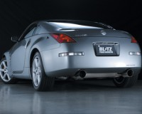Z33 - Blitz NUR Spec Touring Exhaust