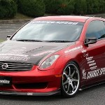 chargespeed Bottom Line Lip g35 06-07
