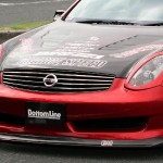 chargespeed Bottom Line Lip g35 06-07 a