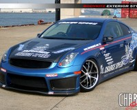 G35 - Chargespeed Front Bumper