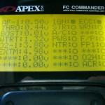 ApexI rb20-sensor