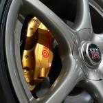 Brembo GT 13.6 Inch 4 Piston 2pc Rear Brake Kit Skyline GT-R 89-01