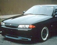 R32 - Chargespeed Front Spoiler GTS