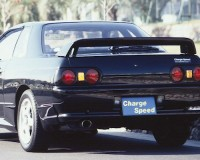 R32 - Chargespeed Rear Wing