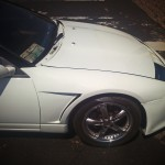 GT-Style 300zx Front Fenders Pic3