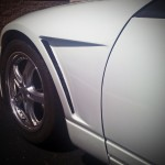 GT-Style 300zx Front Fenders Pic4