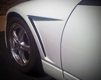 Z32 - GT Style Front Fenders