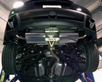 G35 - HKS Legamax Exhaust