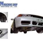 JUN Aero Body Kit - Front Diffuser Universal1