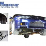 JUN Aero Body Kit - Front Diffuser Universal2
