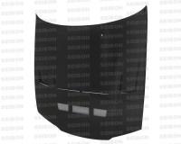 R32 - Seibon CF TB-Style Hood