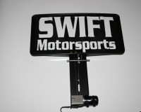 Z32 - Swift Motorized Hideaway Plate